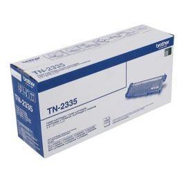 Тонер-картридж Brother TN2335 для HL-L2300D/HL-L2340DW/HL-L2360DN/HL-L2365DW/DCP-L2500D/DCP-L2520DW/DCP-L2540DN/DCP-L2560DW/MFC-L2700DW/MFC-L2720DW/MF