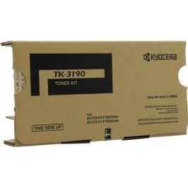 Тонер Kyocera TK-3190 для P3055dn, P3060dn, Чёрный. 25 000 страниц.
