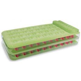 Надувной матрас-кровать INTEX 99х191х47см эл/насос 220в 2шт