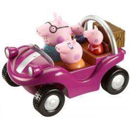 Игровой набор Peppa Pig Спортивная машина 24068