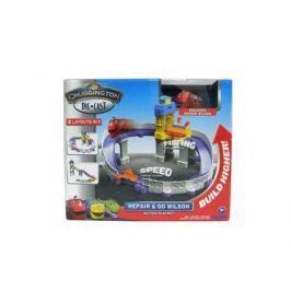 Игровой набор Chuggington Ремонтная станция с Уилсоном LC54226