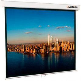 [LMP-100103] Настенный экран Lumien Master Picture 180х180 см Matte White FiberGlass, черн. кайма по периметру, воз-сть потолочного крепления 1:1