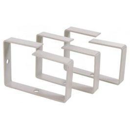 Кабельный органайзер ЦМО 90x65мм одинарный кольцо