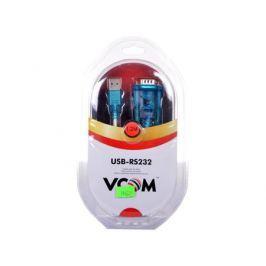 Кабель-адаптер USB AM - COM port 9pin (добавляет в систему новый COM порт) VCOM (VUS7050)