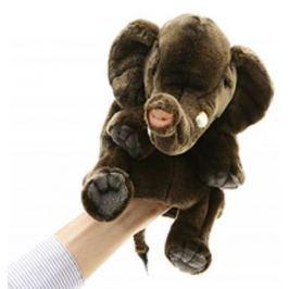 Мягкая игрушка Hansa (Слон игрушка на руку) 24 см 4040