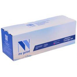 Картридж NV-Print совместимый с Canon 729M для i-SENSYS LBP-7010 Color. Пурпурный. 1000 страниц.