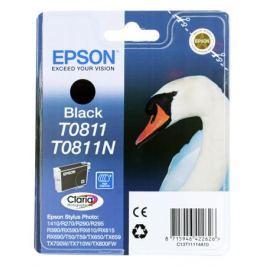 Картридж Epson Original T11114A10 черный для R270/390/RX590 повышенной емкости