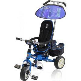 Велосипед трехколёсный Lexus Trike RT Next Deluxe с высокой спинкой синий