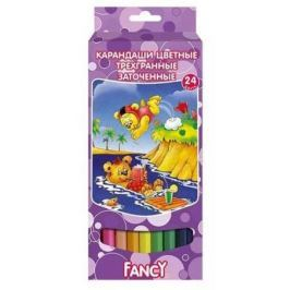 Набор цветных карандашей Action! Fancy 24 шт FCP401-24 FCP401-24