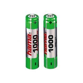 Аккумулятор 1000 мАч Hama H-87055 AAA 2 шт