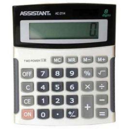 Калькулятор настольный Assistant AC-2114 8-разрядный AC-2114