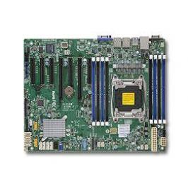 Мат плата Supermicro MBD-X10SRL-F-B Socket 2011-3 C612 8xDDR4 3xPCI-E 4x 4xPCI-E 8x 10xSATAI