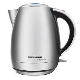 Чайник Redmond RK-M113 2000 Вт 1.7 л металл серебристый