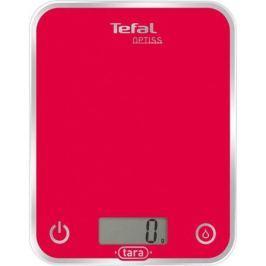 Весы кухонные Tefal BC5003V1 красный