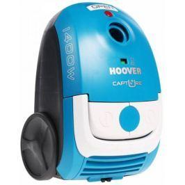 Пылесос Hoover TCP 1401 019 с мешком сухая уборка 1400Вт синий