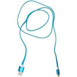 Кабель-переходник WIIIX CB120-UMU-10BU USB-MicroUSB синий