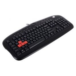 Клавиатура A4Tech KB-28G серый/черный USB Multimedia Gamer