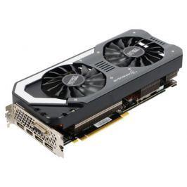 Видеокарта Palit GeForce GTX 1080 Ti JetStream 11Gb 1480 MHz (NEB108T015LC-1020J) GeForce GTX 1080 Ti/GDDR5X 11000 MHz/352 bit/PCI-E/3*DP HDMI DVI