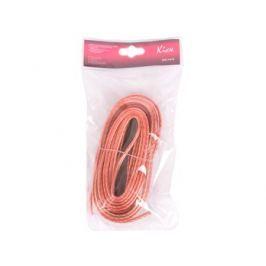 Акустический кабель Kicx SCC-1412 14AWG 12м прозрачный