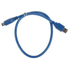 Кабель удлинительный VCOM USB3.0 Am-Af 0.5m (VUS7065-0.5M)