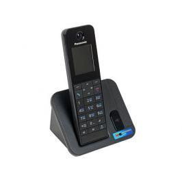 Телефон DECT Panasonic KX-TGH210RUB АОН, Color TFT, Caller ID 50, Эко-режим, Память 200, Black-List