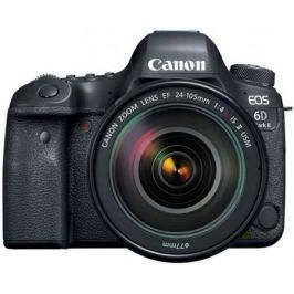 Зеркальная фотокамера Canon EOS 6D Mark II 20.2Mp черный 1897C003