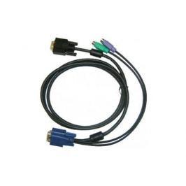 Кабель D-LINK DKVM-IPCB5/10 для DKVM-IP1/IP8 5m