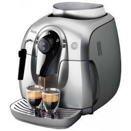 Кофемашина Philips HD8649/51 серебристый 1400 Вт