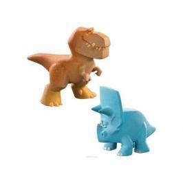 Набор фигурок Good Dinosaur Буч и Трицератопс 62302