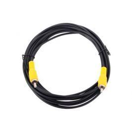 Кабель соединительный RCA (M) - RCA (M) черный 5m, Telecom (TAV4158-5M)