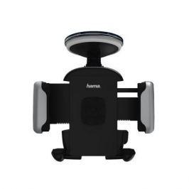 Держатель Hama H-173881 для телефона универсальный шириной от 30 до 65 мм черный