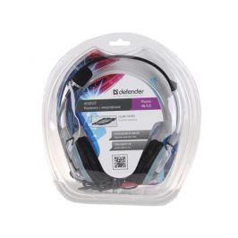 Гарнитура Defender HN-928 Регулят. громк., 3м кабель
