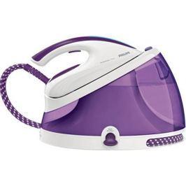 Парогенератор Philips GC 8625/30 бело-фиолетовый