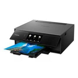 МФУ Canon PIXMA TS9140 (струйный, принтер, сканер, копир, Bluetooth, WiFi, AirPrint, duplex, Сенсорный дисплей)