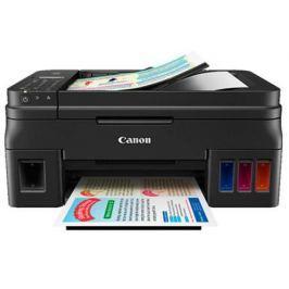МФУ Canon PIXMA G4400 1515C009 цветное/струйное A4, 8.8/5 стр/мин, 100 листов, ADF, USB, WiFi