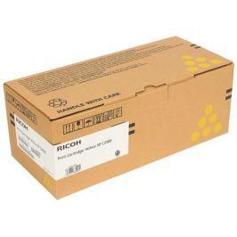 Картридж тип SP C250E Yellow для SP C250DN/C250SF. Жёлтый. 1600 страниц.