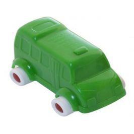 Мини-машинка Miniland Грузовик, 9 см. зеленый 27503