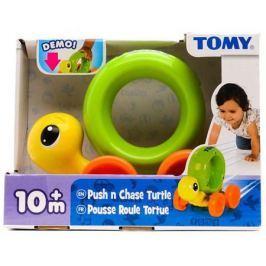 Интерактивная игрушка Tomy Черепашка на колесиках
