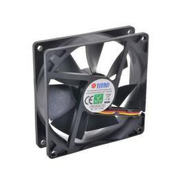 Вентилятор TITAN TFD-9225L12Z 1800 RPM, 1.08W, 31.84 CFM, (22 dBA, 92x92x25 (z-axis, до 60,000 часов)