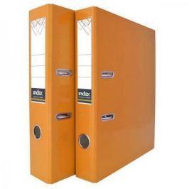 Папка-регистратор COLOURPLAY, 50 мм, ламинированная, неоновая оранжевая