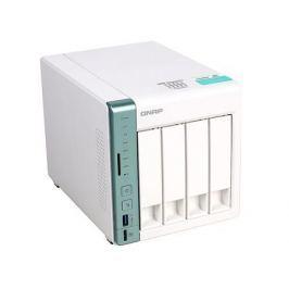 Сетевой накопитель QNAP TS-451A-2G Сетевой RAID-накопитель, 4 отсека для HDD, с функцией USB Quick Access. Двухъядерный Intel Celeron N3060 1,6 ГГц (д
