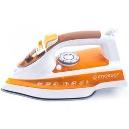 Утюг ENDEVER Skysteam-716 2400Вт белый оранжевый