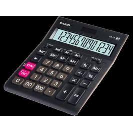 Калькулятор Casio GR-14 14-разрядный черный