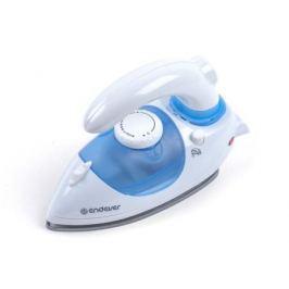 Утюг Endever Q-710 1000Вт белый синий