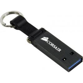 Флешка USB 64Gb Corsair Voyager Mini CMFMINI3-64GB черный