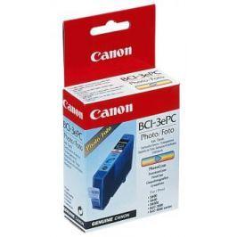Фоточернильница Canon BCI-3PC для BJС-3000/6000/6100/6200/6500//S400/450/4500. Голубая. 280 страниц.