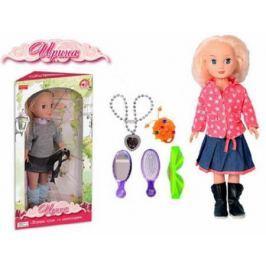Кукла Zhorya Ирина кукла со звук. эффектами на бат. 22,5х16,5х41см