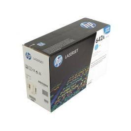 Картридж HP CB401A для HP ColorLaserJet 4005/n/dn. Синий. 7 500 страниц.