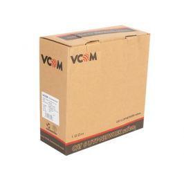 Кабель VCOM UTP 4 пары кат.6 (бухта 100м) p/n:VNC1020