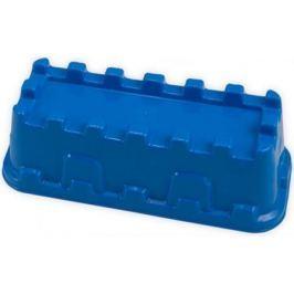 Формочка для песка Spielstabil Крепостная стена, синяя 7428